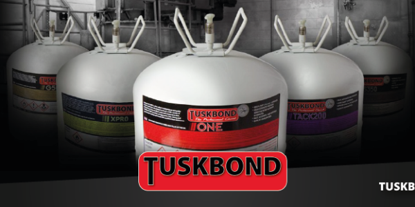 Tuskbond canister adhesives